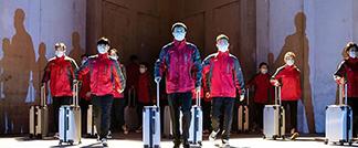 全国首部抗疫音乐剧《那年那时那座城》于上海首演