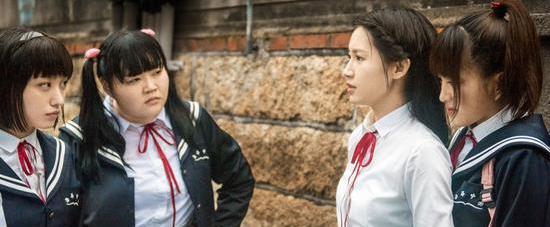 苏青跨越十年演绎分身角色 《刺》直面社会热点问题