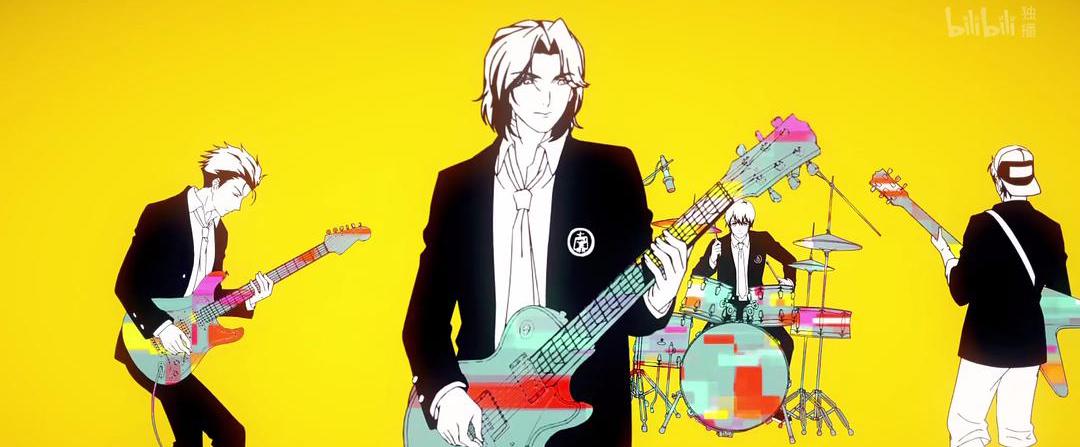 国产动画《我为歌狂》第二季10月2日B站首播