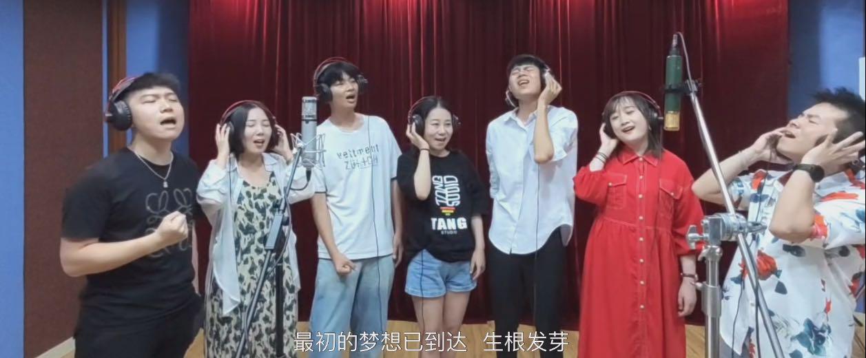 郑州音乐人齐唱《豫见百花》献礼2020年金鸡百花电影节