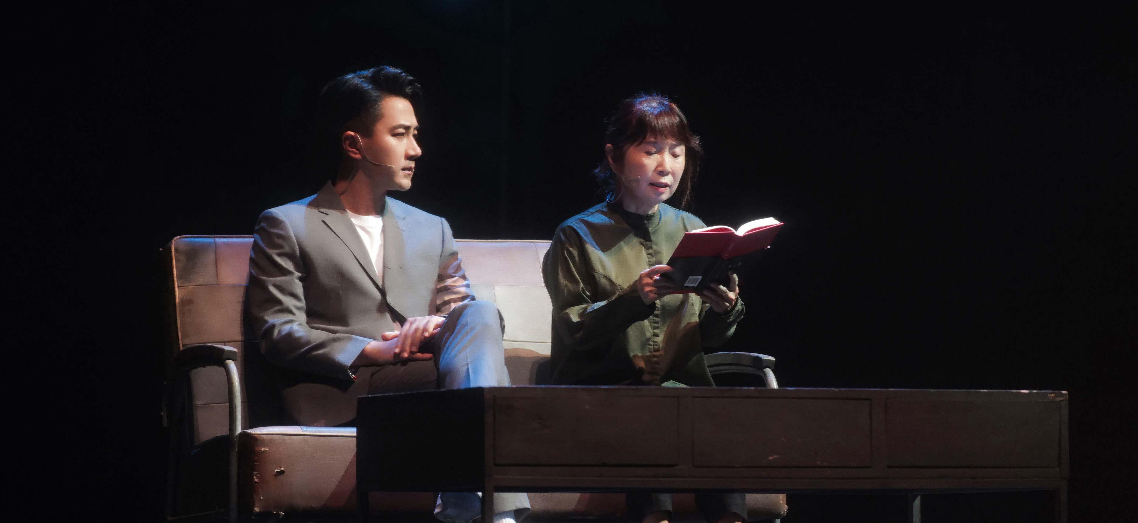 刘恺威《雷雨》《雷雨·后》首次触电话剧