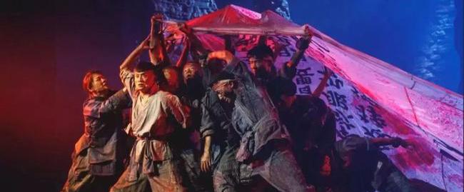 大型音乐剧《我是川军》11月27日唱响雅安