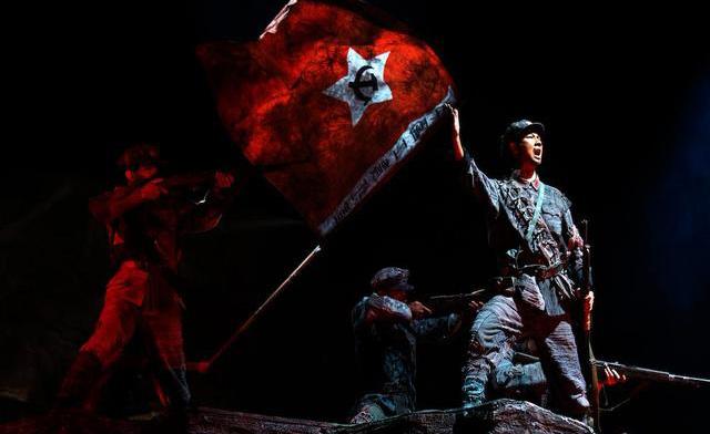 原创歌剧《血色湘江》开演 回望湘江畔英烈故事