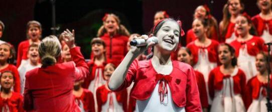 """意大利安东尼亚诺小合唱团2021年元旦""""跨时空""""开演"""