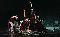 诗剧《普及美学原理》首演 框限学术的冰山和诗歌的火山