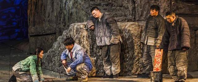 陕西人艺话剧《平凡的世界》开启第四轮巡演