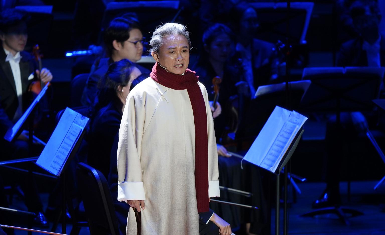 交响组歌《雨花台—信仰的力量》4月登台国家大剧院