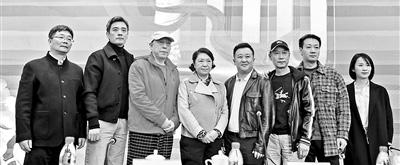 话剧《英雄时代》 李光洁倪大红刘佩琦同台飙戏