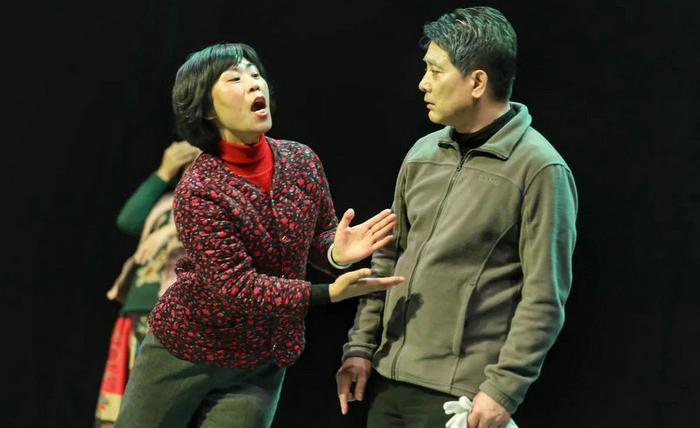 舞台剧《看见自己,看见他人》北京西区剧场上演