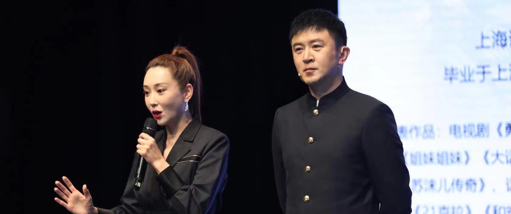 杜若溪乔振宇主演话剧《人世间》开票