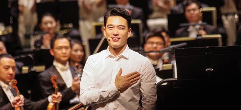 交响乐剧《培尔·金特》王耀庆一人分饰22角受好评