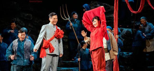 民族歌剧《沂蒙山》首演 歌唱家王丽达领衔出演