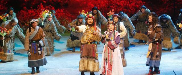 民族歌剧《尘埃落定》开启新一轮巡演