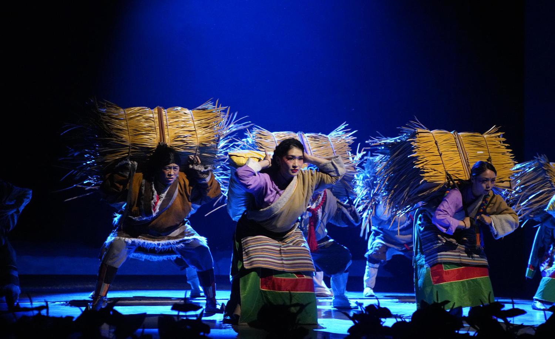 原创音乐剧《卓玛姑娘》青海举行首场演出