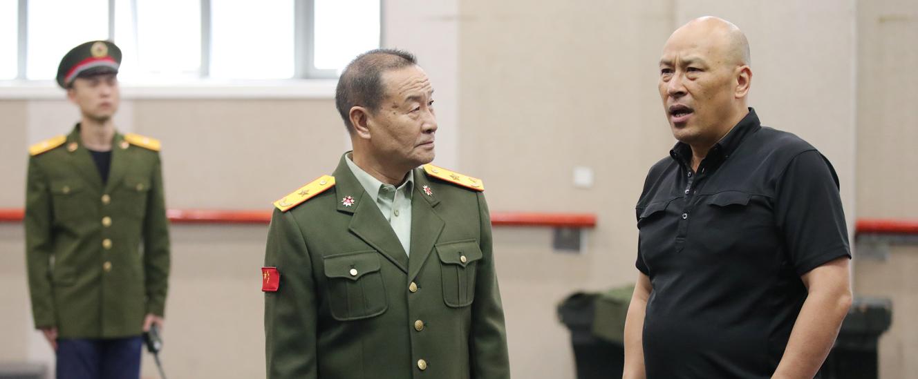 话剧《兵者·国之大事》7月28日登陆国家话剧院剧场