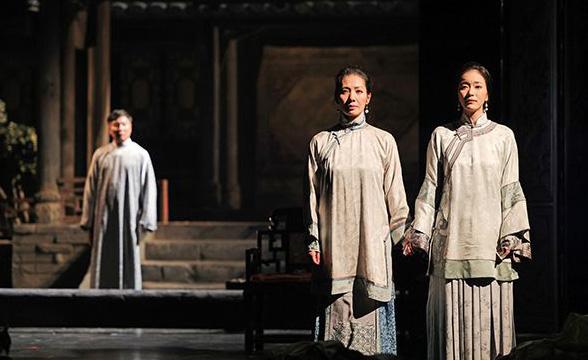 北京人艺经典大戏《家》巡演正在进行