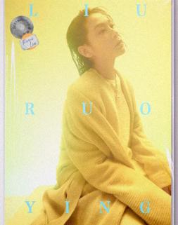 刘若英逗号刘海登国际时尚刊封面 前卫与磁带致敬奶茶音乐跨世代